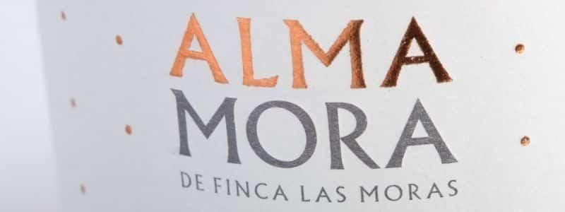 Vino tinto Alma Mora