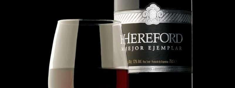 Vino Tinto Hereford