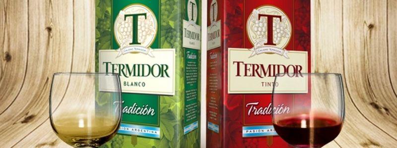 Vino Termidor tinto
